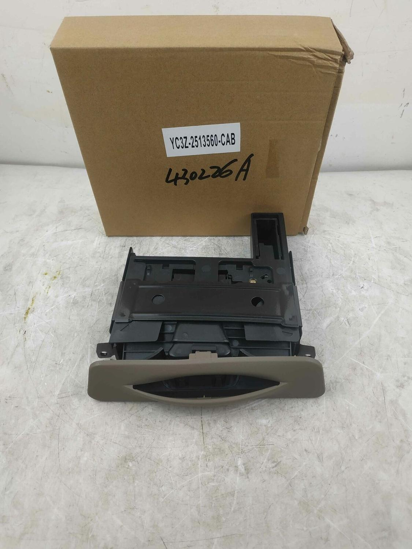 AP03 NEW Dash Cup Holder Parchment Tan for Ford F250 F350 F450 F550 Super Duty YC3Z2513560CAB
