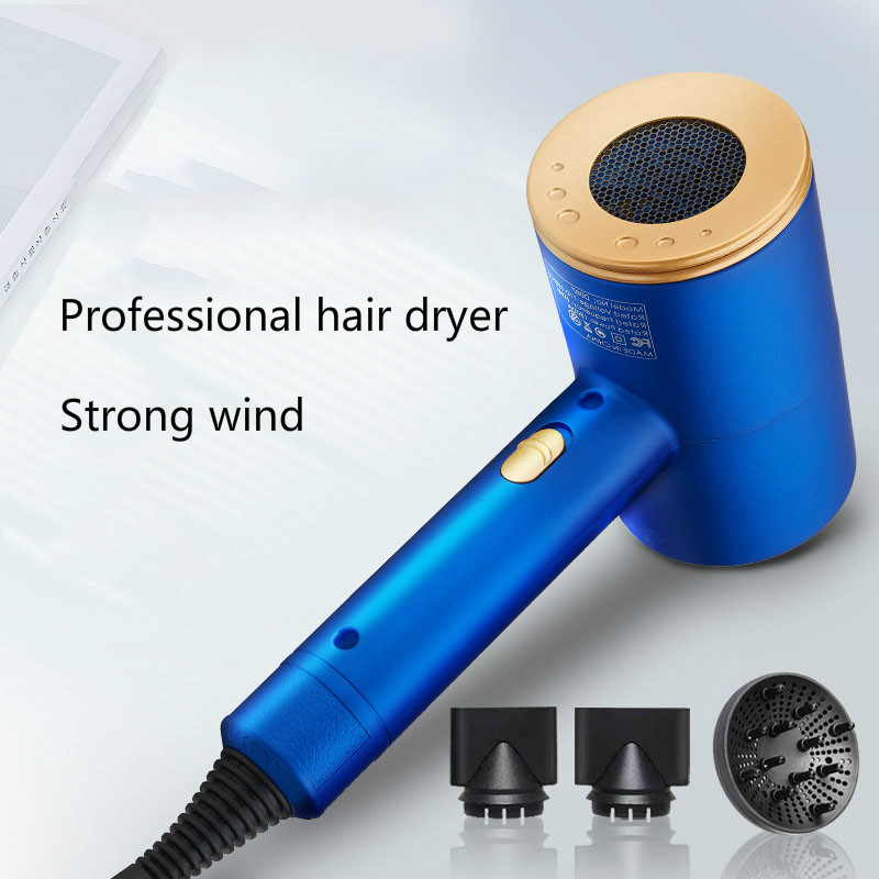 Hair-Dryer Volumizer Styling-Tools Professional High-Power 2000W Hot Solon Wind Cold