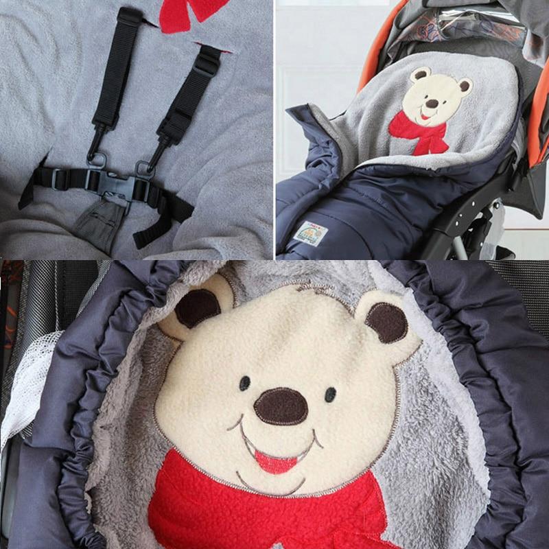 áCloseout DealsBedding Sleeve Sleeping-Bags Newborn Infant for Polar-Fleece Clothes-Style Romper Kids