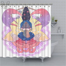 Colorful Shower Curtains Identity V Series Shower Curtains Bath Curtain Polyester Waterproof Bathroom Curtain(China)
