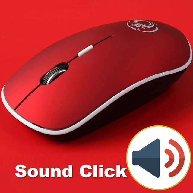 Sound Click Red