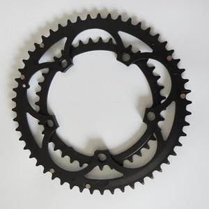 Image 2 - TRUYOU chaîne de vélo de route pliable, 130BCD 53T 52T 50T 48T 42T 39T 38T, CNC