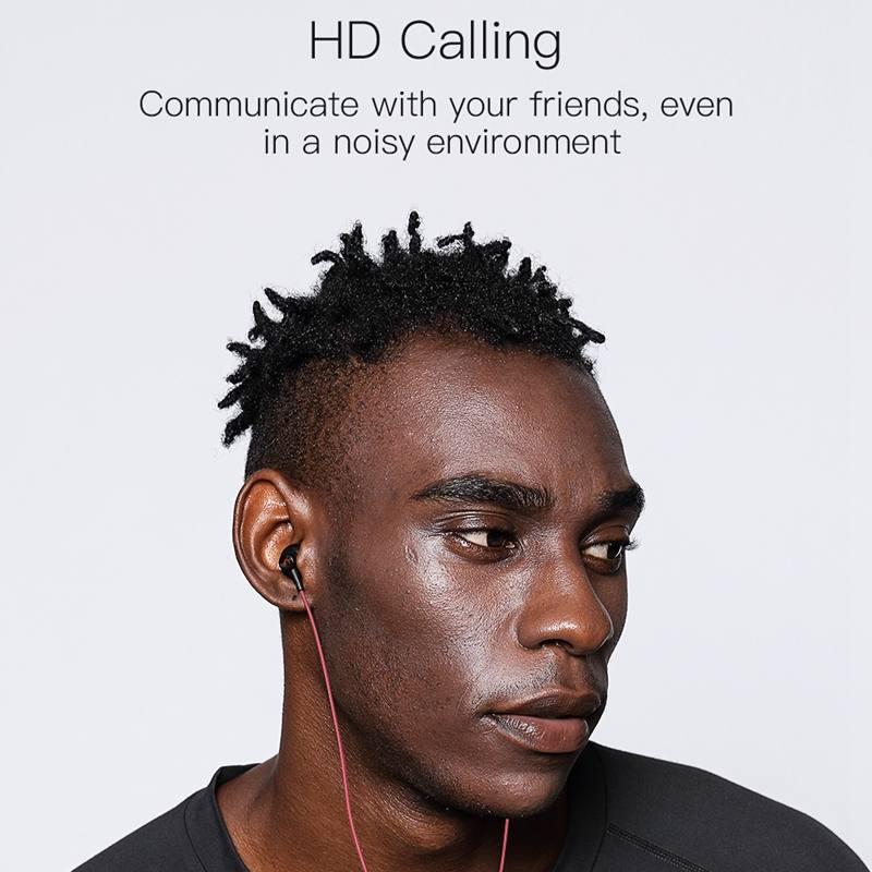 BlitzWolf AIRAUX HE1 Gaming Earphone 3.5mm Stereo HD Call Elegant Dynamic Driver IPX5 Waterproof Headsets with Mic 4