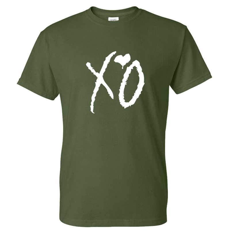 Camiseta 2020 cor sólida unissex, camiseta casual de algodão com letras impressas, moda de hip hop topos