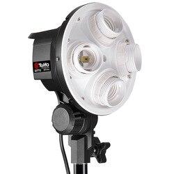 Tolifo trójchromatycznych czteroosobowy lampa Camlight Softbox zestaw Taobao przedmioty filmowania hurtownie na