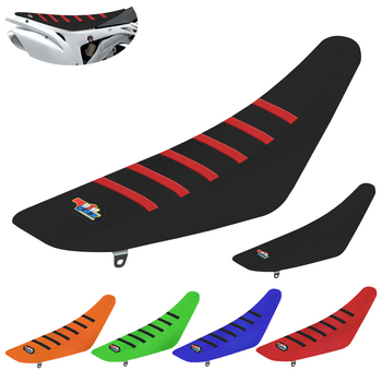 Motorcycle Seat Cover Cushions Skin Bask in Waterproof  Set Protection Antislip Upset Apply to For SXF EXC KXF CRF YZF WR TC TE