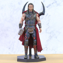Crazy Toys Thor Ragnarok 1/6 Scale Statue PVC Figure Super Hero Model Toy Brinquedos