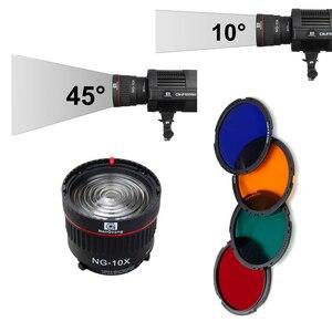 Nanguang NG-10X Focus Lens Wit