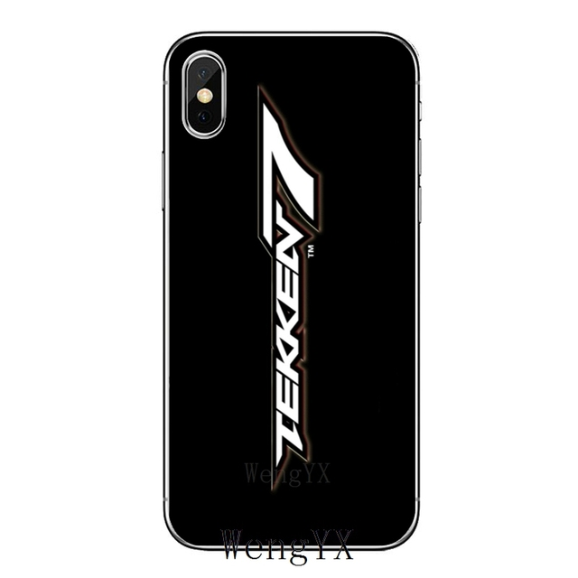 Games Tekken 7 cover case For iPhone 11 Pro XS Max XR X 8 7 6 6S ...