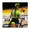 2020 pro equipe triathlon terno das mulheres ciclismo camisa skinsuit macacão maillot ciclismo ropa ciclismo conjunto de manga curta gel almofada roupas com frete gratis conjunto feminino ciclismo ciclismo feminino 27