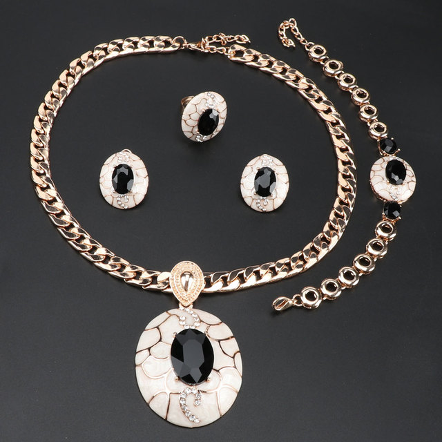 African Jewelry Sets Women...