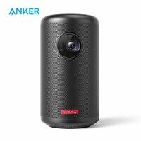 Mgławica kapsułka II inteligentny mini projektor  firmy Anker  rozmiar dłoni 200 ANSI Lumen 720p HD przenośny projektor kino kieszonkowe z Wi Fi na