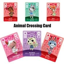 264 Маршала ЯТЦ пересечение животных фигурку amiibo карта новые горизонты для игры Amibo НС переключатель/лайт фигурку amiibo набор карт с поддержкой NFC карт серии 1-4