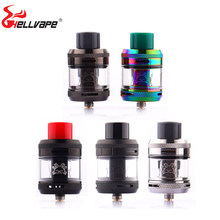 Hellvape Fat Rabbit Sub Ohm Tank 5ml/2ml Atomizer with 0.15ohm Quad OCC Coil Electronic Cigarette Vaporizer Vape(China)