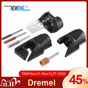 Image 1 - Sharpening Rotary for Dremel drill Tool Attachment,for Wood Metal Engraving Grinding Polish Cutting Rotary tool accessories