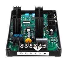 цена на Gavr-20A Av Universal Brushless Automatic Voltage Regulator Module Avr Generator 220/400Vac Frequency Protection Emi Suppression