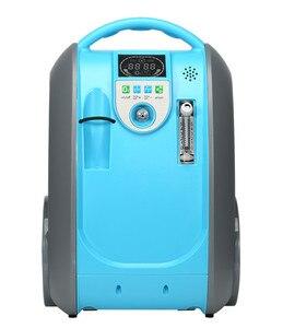 Image 3 - 5L Batterij Zuurstofconcentrator Gezondheidszorg Medisch Gebruik Zuurstof Generator Thuis Auto Outdoor Reizen Gebruik Copd O2 Generator