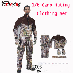 DAM Toys1/6 Scale Accessories RT003 Regulated Camouflage Hunting Clothing Camping 12