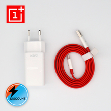 Original EU ONEPLUS 6 Dash charger One plus Type-C Cable 6t 5T 5 3T 3 Smartphone 5V/4A Fast charge USB wall power adapter