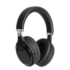 Image 2 - ANC سماعات بلوتوث نشط إلغاء الضوضاء سماعات رأس لاسلكية قابلة للطي ايفي عميق باس سماعات مع ميكروفون للموسيقى هاتف الكمبيوتر