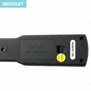 Image 2 - Automotive short&open circuit Finder Tester Cable Wire Tracer for tone line test leads  All Sun EM415pro