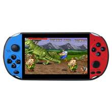 X12 handheld jogo de vídeo speler x12plus handheld game console 8gb embutido 2000 jogos para psp game player