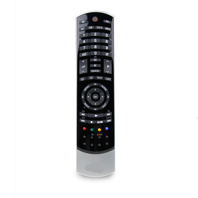 Pilot nowy uniwersalny do Toshiba RM L1178 CT 90404 46TL838 LCD LED HD TV pilot