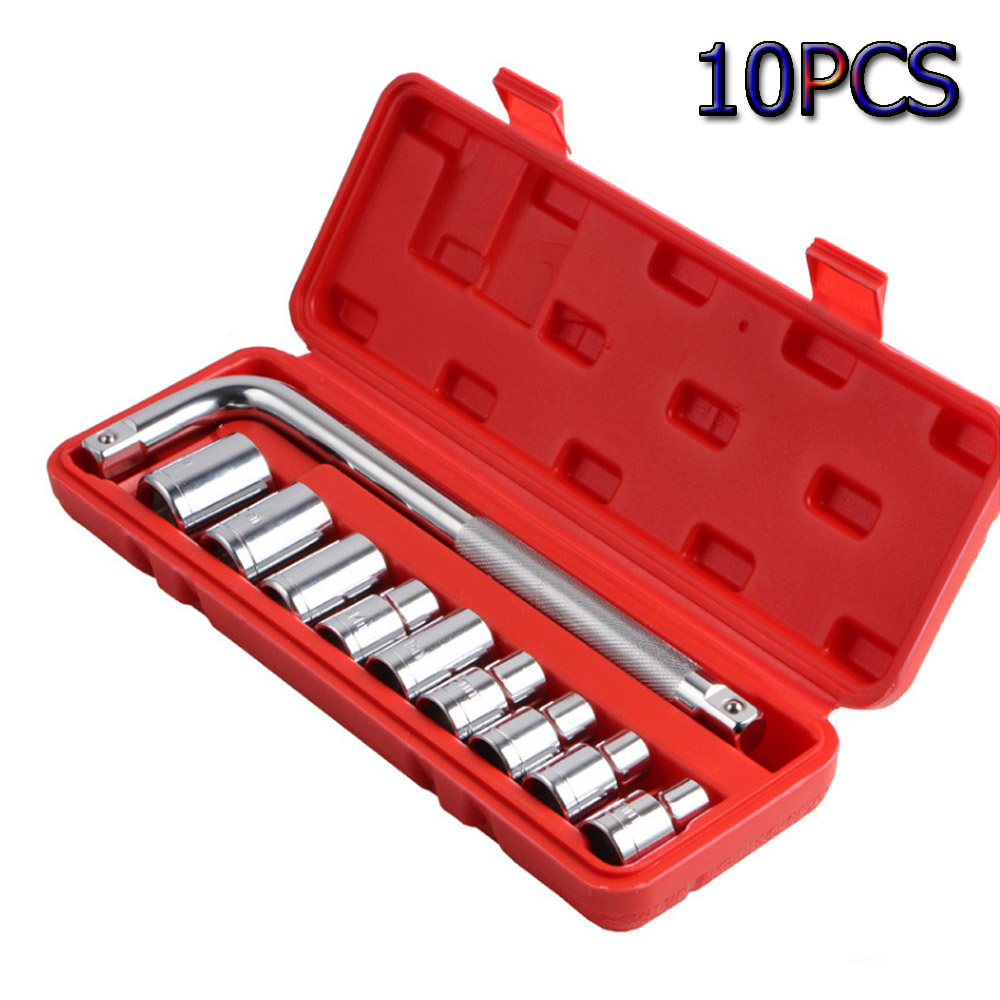 Car Repair Tool Set Electrician's Set Tool Box Car Repair Tool Screwdriver Set of Heads Socket Mechanics Tool Kits Clamp