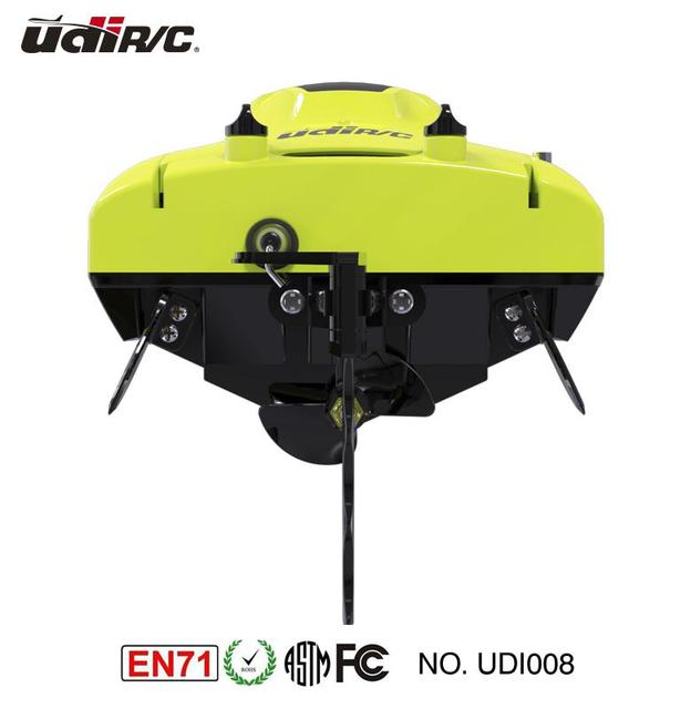 UdiR/C UDI001 RC Boat 20km/h Max Speed with Water Cooling System Speedboat 6