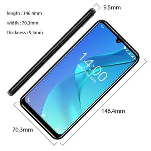 "Image 5 - Oukitel C16 Pro Android 9.0 Smartphone Face ID 5.71"" 19:9 Water drop Screen 3GB RAM 32GB ROM MT6761P Quad Core 4G Mobile Phone"