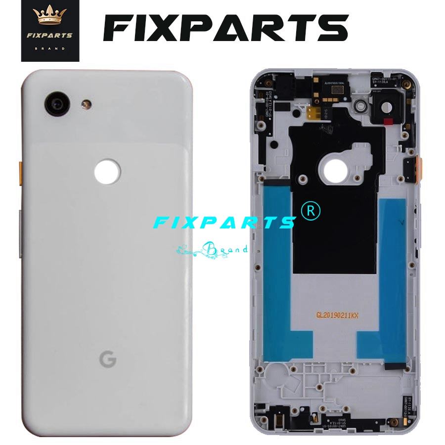 Google Pixel 3A 3A XL Back Battery Cover