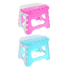 Multi Purpose Folding Step Stool Household Space Saving Storage Foldable Chair for Kids Use Camping Outdoor Stool