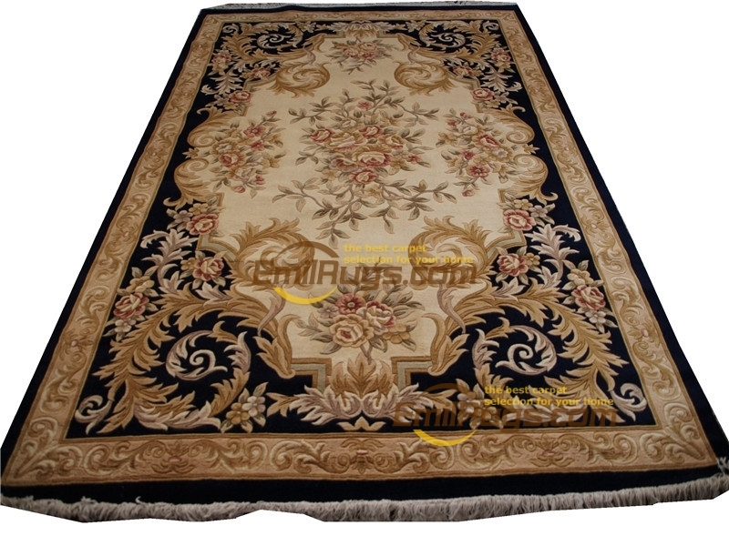 Oriental Rug Soft For Living Room -knotted Reversible Fashionable Household Decorates Museum