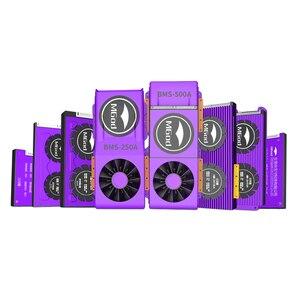 Image 5 - LiFePo4 4S inteligente BMS 3S 24S, batería de litio para exteriores, emergencia, hogar, con ventilador, Bluetooth, balance PCBA, 8S, 16S