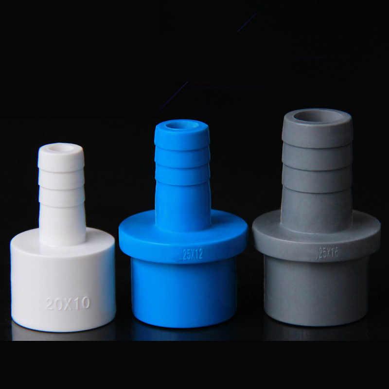 5 ミリメートル 8 ミリメートル 10 ミリメートル 12 ミリメートル 14 ミリメートル 16 ミリメートル 18 ミリメートル 20 ミリメートル OD ホース口 × 20 ミリメートル 25 ミリメートル OD ソケット PVC チューブジョイントパイプ継手アダプタ水コネクタ