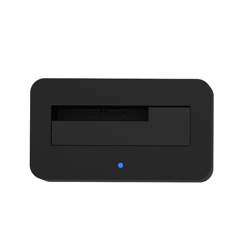 Blueendless Hdd Docking Station 2.5 Inch 3.5 Inch Hard Disk Enclosure Usb 3.0 Sata Interface Support Max 8Tb Eu Plug