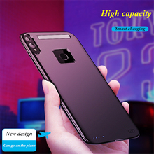 2020 6800mAh External Power Case For Honor 8X Charging Cover
