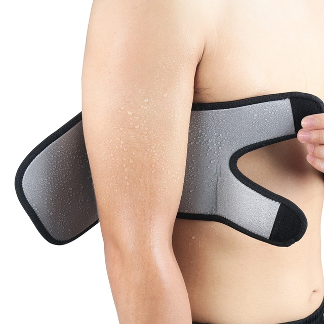 Ultra-thin Compression Sweating Weight Loss Belt Is Suitable For Fitness Yoga to Lose Weight