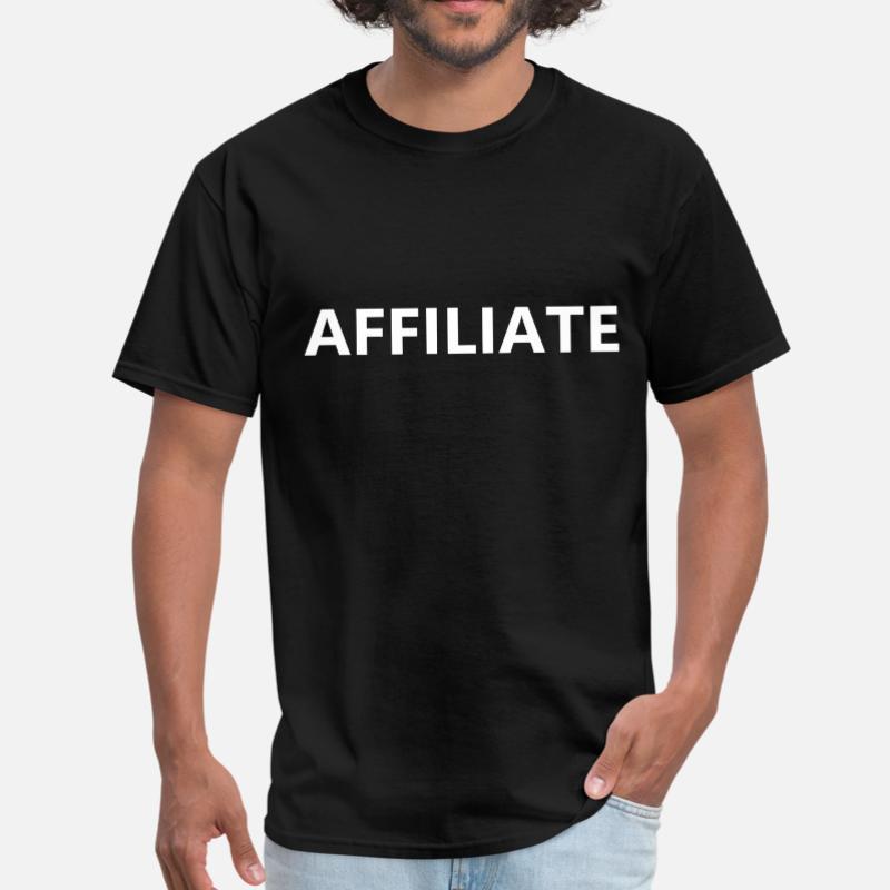 Entrepreneur Affiliate Marketing Tshirt Men Tee Shirt Girl Boys O-Neck Unisex Mens Tee Shirt Short Sleeve Clothing Hiphop Tops