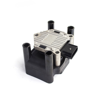 Ignition Coil New For VW Golf Jetta Beetle Audi A3 A4 Skoda Fabia Seat 032905106B 032905106D 032905106F 032905106E C1319 UF277