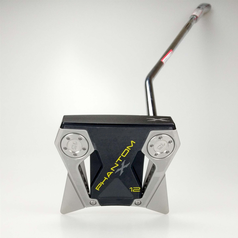 Golf Clubs PHANTOM X12 Putter PHTOM X 12 Golf Putter PHANTOM Golf Clubs 32/33/34/35/36 With Head Cover Graphite And Steel Shaft