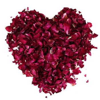100g/200g Romantic Bath Dry Flower Petal Natural Dried Rose Petals Spa Whitening Shower Aromatherapy Bathing Supply