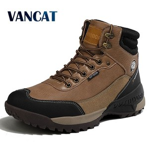 Brand Winter Men's Boots Water