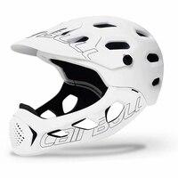 CAIRBULL Berg Erwachsenen Männer Radfahren Helm Voll Abgedeckt MTB Fahrrad Helm Inte-Geformt TRAIL BMX Radfahren Helm Ultraleicht