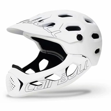 CAIRBULL Mountain Adult Men Cycling Helmet Full Covered MTB Bicycle Inte-Molded TRAIL BMX Ultralight