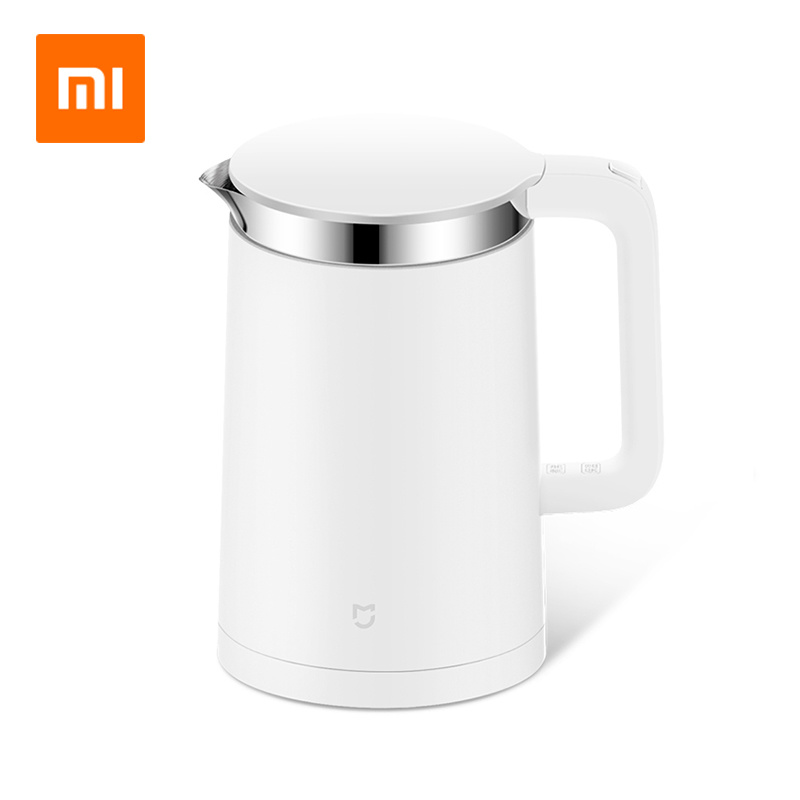 XIAOMI MIJIA Electric kettle Smart Constant Temperature Control kitchen Water kettle samovar 1.5L Thermal Insulation teapot APP 1