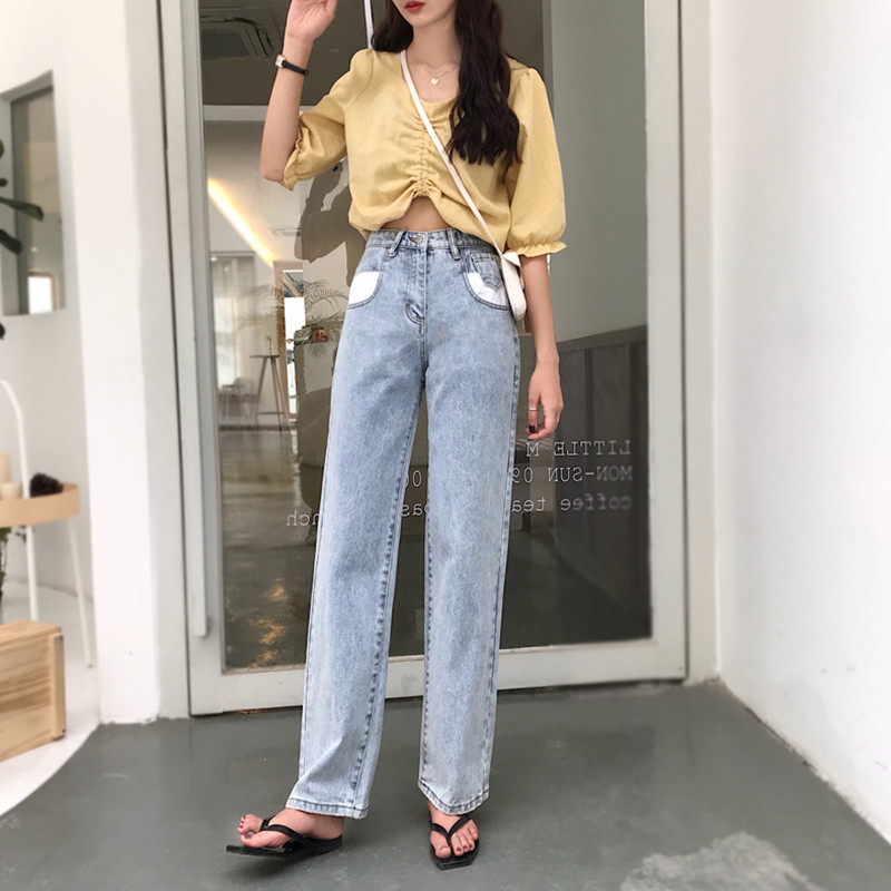 JUJULAND  Boyfriend Jeans For Women Fashion Loose Vintage High Waist Jeans Plus Size Jeans Pantalones Mujer Vaqueros 6291