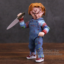 NECA Gioco del Bambino Buona Ragazzi Chucky Action PVC Figure Da Collezione Model Toy