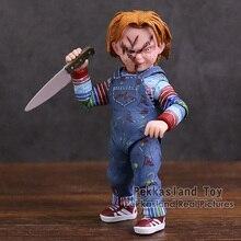 NECA Kind der Spielen Gute Jungs Chucky PVC Action Figure Sammeln Modell Spielzeug