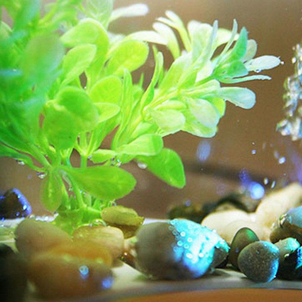 Poisson rouge bol lampe petit Aquarium poisson réservoir magasin réveil LED lumière calendrier perpétuel famille bureau thermomètre mode - 3